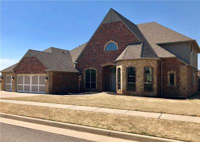 Oklahoma City Single Family Home For Sale: 3601 Chatfield