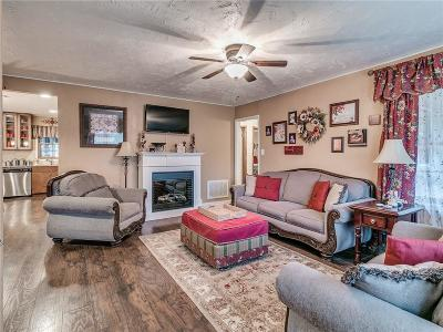 Midwest City Single Family Home For Sale: 2204 Maple Drive