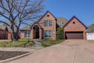 Norman Single Family Home For Sale: 3721 Barwick Drive