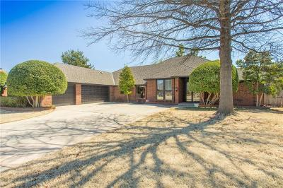 Oklahoma City Single Family Home For Sale: 5008 Echo Glen Circle