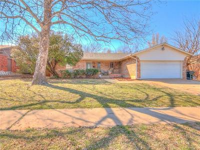 Midwest City Single Family Home For Sale: 2825 Shadybrook Drive