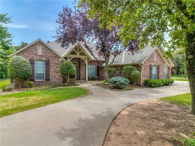 Oklahoma City Single Family Home For Sale: 10029 Forest Glade Drive