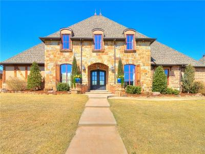 Edmond Single Family Home For Sale: 2401 Ranch House