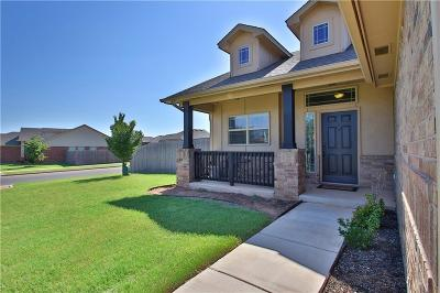 Edmond Single Family Home For Sale: 18537 Cola Drive