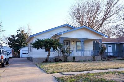 Oklahoma City Single Family Home For Sale: 2228 W Park Place