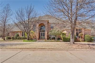 Edmond Single Family Home For Sale: 18701 Woody Creek
