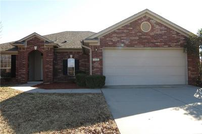 Oklahoma City Rental For Rent: 2200 SW 141st Place