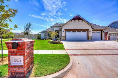 Oklahoma City Single Family Home For Sale: 13517 Stonedale Drive