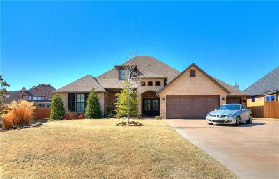 Edmond Single Family Home For Sale: 632 Sailboat Bridge Way