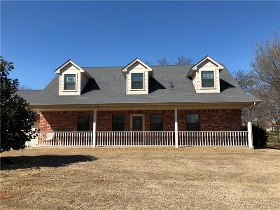 Chickasha Single Family Home For Sale: 4258 S Mockingbird Road