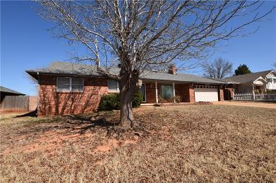 Guthrie Single Family Home For Sale: 1024 E Cherrywood Drive
