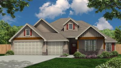 Canadian County, Oklahoma County Single Family Home For Sale: 500 Etling Lane