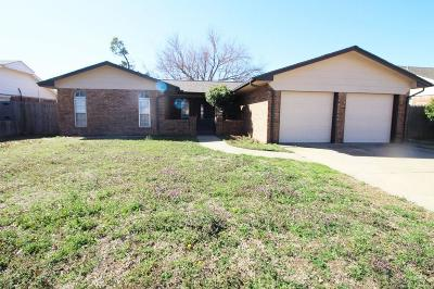 Oklahoma City Rental For Rent: 2424 SW 92nd Street