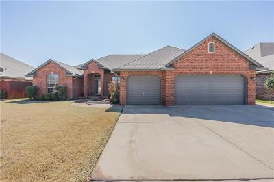 Oklahoma City Single Family Home For Sale: 3016 139th Street