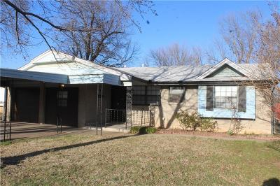 Del City Single Family Home For Sale: 4300 S Wofford