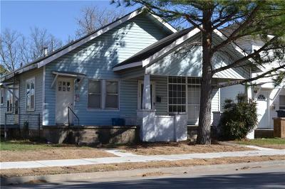 Shawnee Multi Family Home For Sale: 709 N Broadway