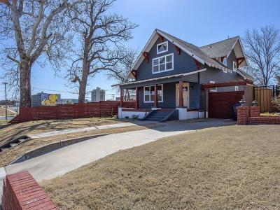 Oklahoma City Single Family Home For Sale: 1116 NW 13th Street