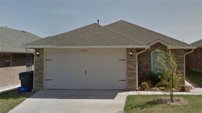 Edmond Single Family Home For Sale: 2236 197th