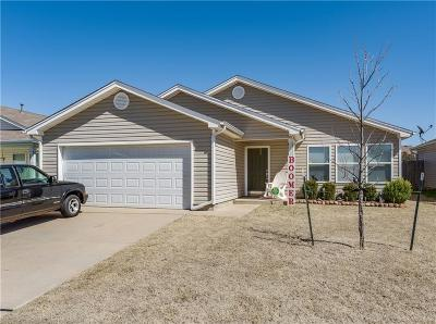 Oklahoma City Single Family Home For Sale: 15612 Ivy Hill Drive