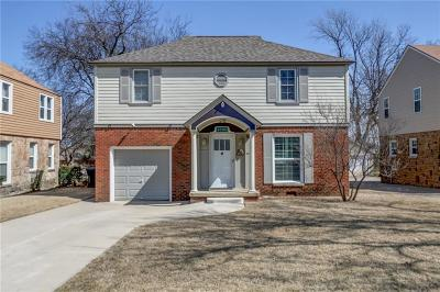 Oklahoma City Single Family Home For Sale: 4708 N Miller Avenue