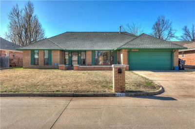 Yukon Single Family Home For Sale: 11428 Carriage Drive