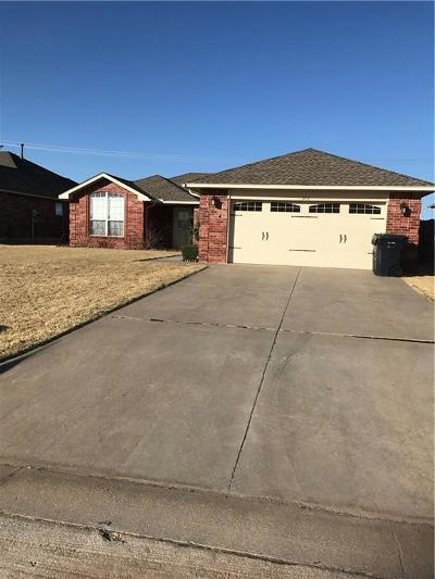 Yukon Single Family Home For Sale: 12113 NW 7th Street