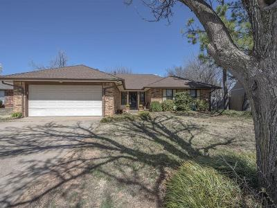 Edmond Single Family Home For Sale: 1307 W Aries