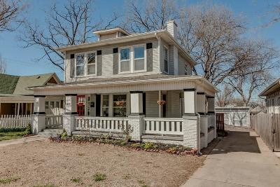 Oklahoma City Single Family Home For Sale: 819 NW 18th Street