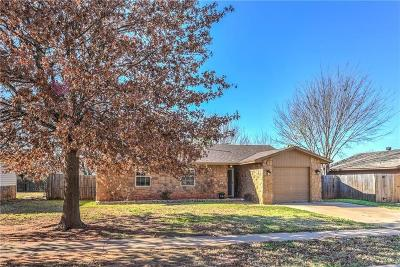 Norman Single Family Home For Sale: 1900 Twin Tree Drive