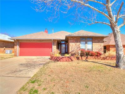 Oklahoma City Single Family Home For Sale: 6317 Westpark Drive