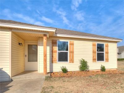Edmond Single Family Home For Sale: 429 Belmont