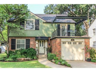 Norman Single Family Home For Sale: 618 S Flood Avenue