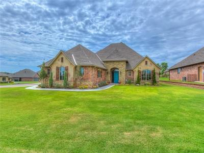 Choctaw Single Family Home For Sale: 12706 Forest Ridge Drive