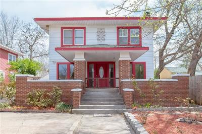 Norman Single Family Home For Sale: 711 Classen