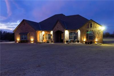 Choctaw Single Family Home For Sale: 1258 Meadow View