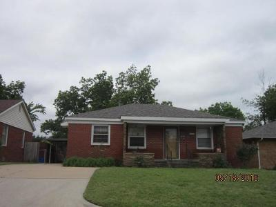 Oklahoma City Single Family Home For Sale: 4352 NW 16th Terrace