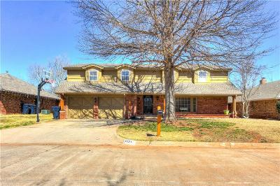 Oklahoma City Single Family Home For Sale: 6221 NW 85th Street