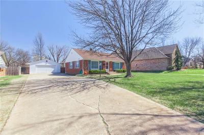 Oklahoma City Single Family Home For Sale: 9228 Sunnymeade Drive
