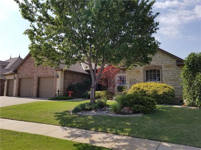 Edmond Single Family Home For Sale: 18401 Salvador Road
