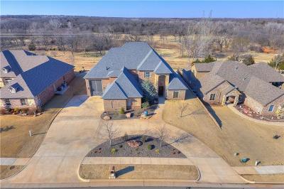 Edmond OK Single Family Home For Sale: $699,900