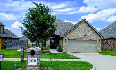 Edmond Single Family Home For Sale: 18832 Rolling Hill Way