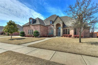 Oklahoma City Single Family Home For Sale: 3517 Walden Estates Drive
