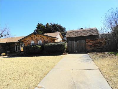 Single Family Home For Sale: 1707 S Reno