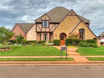 Edmond Single Family Home For Sale: 17501 Prairie Hay
