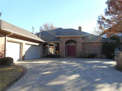 Edmond Single Family Home For Sale: 6004 Chestnut Court