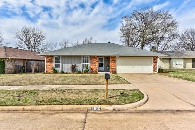 Norman Single Family Home For Sale: 1909 Shelby
