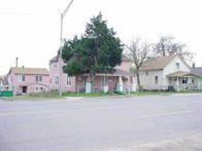 Multi Family Home For Sale: 616 N Choctaw