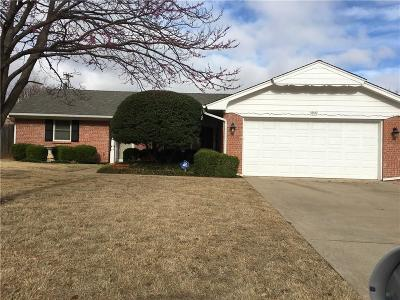 Oklahoma City Single Family Home For Sale: 5909 Harvard Drive