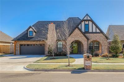 Oklahoma City Single Family Home For Sale: 8416 NW 134th Street