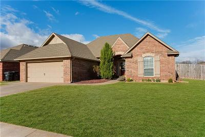 Moore Single Family Home For Sale: 1117 Julies Trail